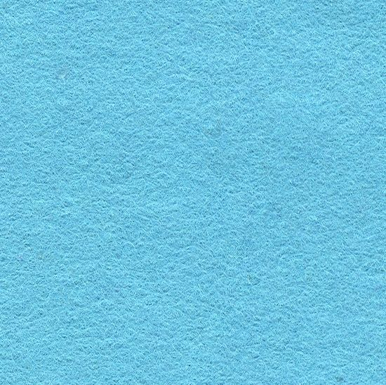 Wool Felt Mix Light Blue