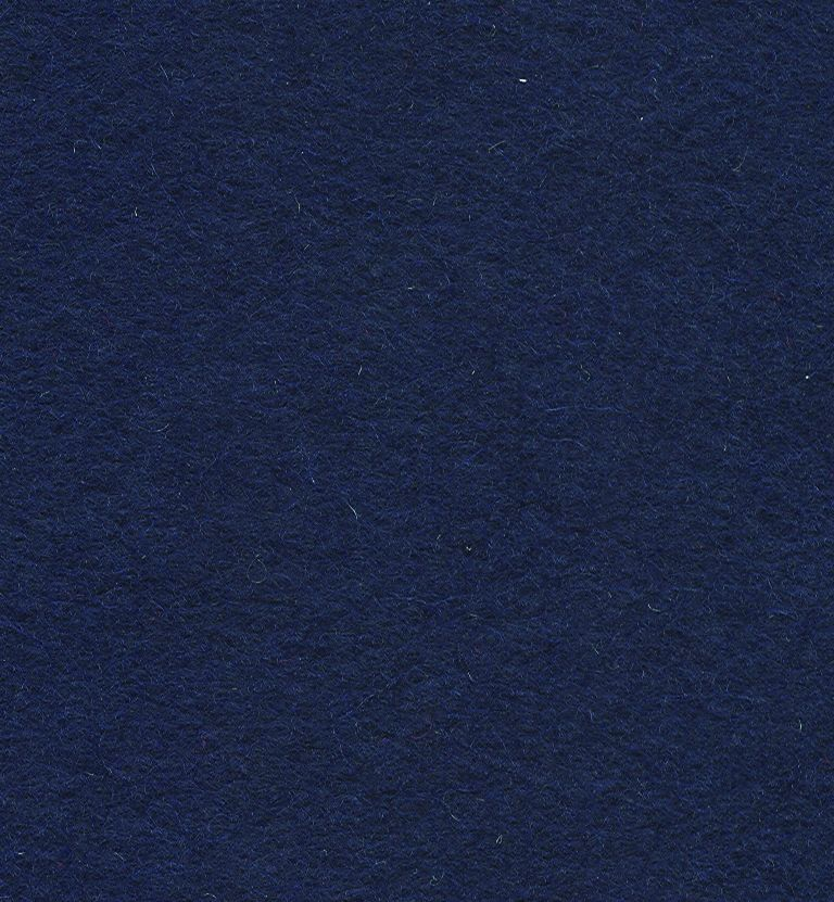 Wool Felt Mix Navy