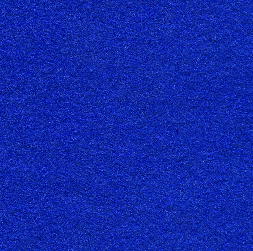 Wool Felt Mix Royal