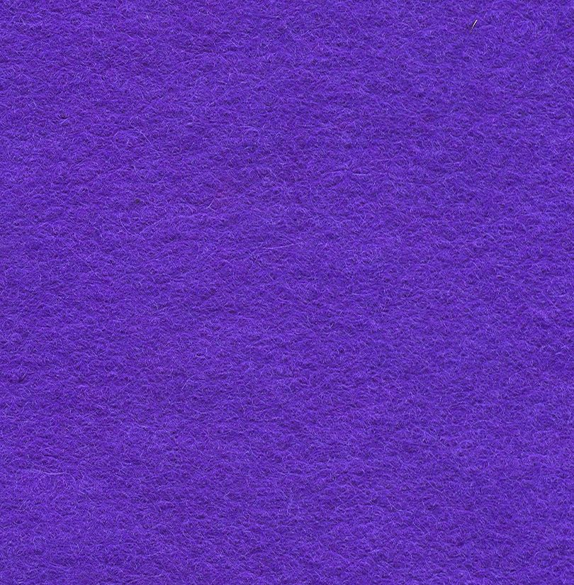 Wool Felt Mix Purple