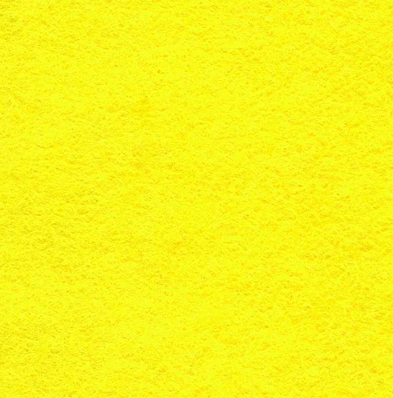 Wool Felt Mix Yellow
