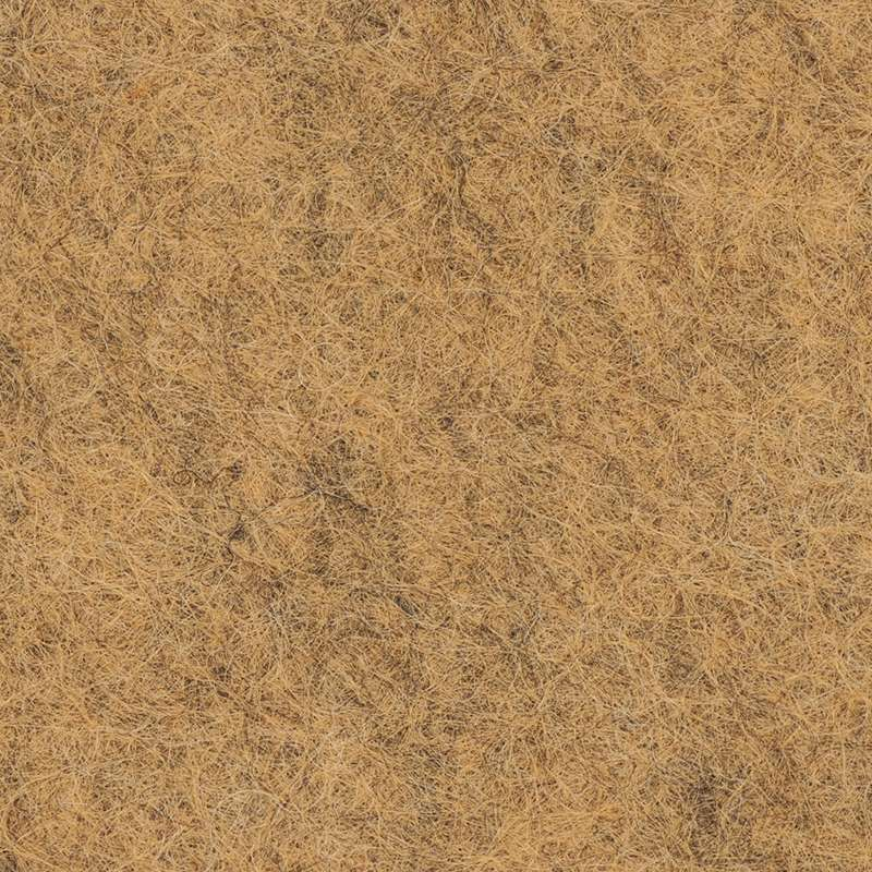 Wool Felt Mix Marl Gold