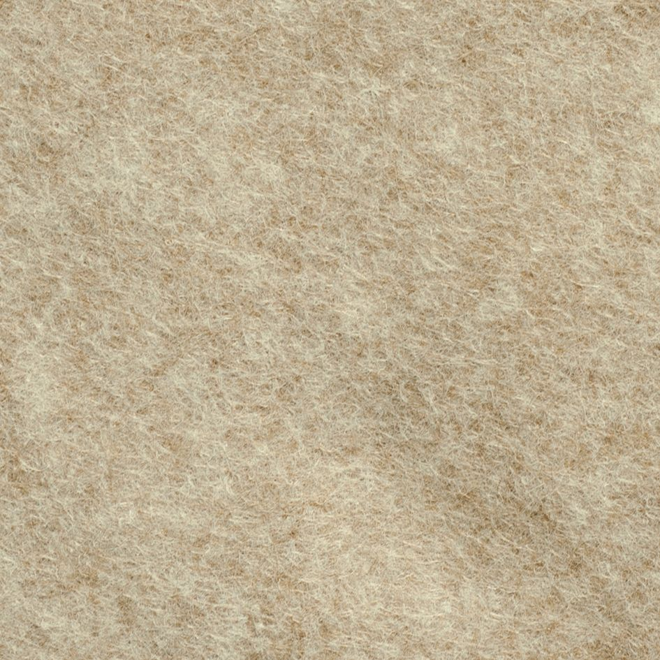 Wool Felt Mix Marl Fawn