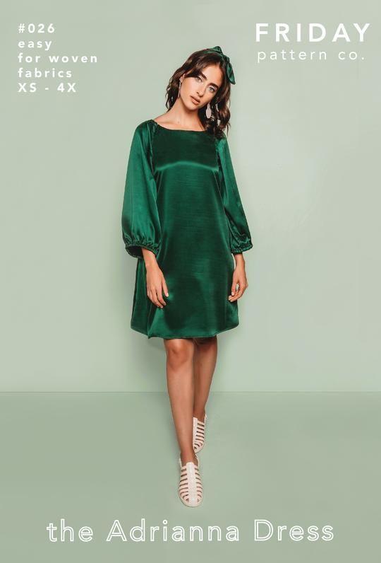 The Friday Company The Adrianna Dress
