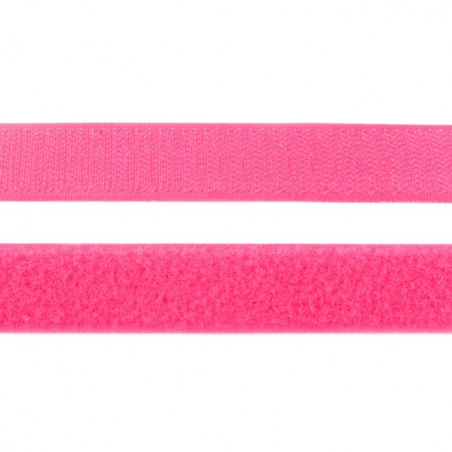 25mm Velcro Sew In Fuchsia