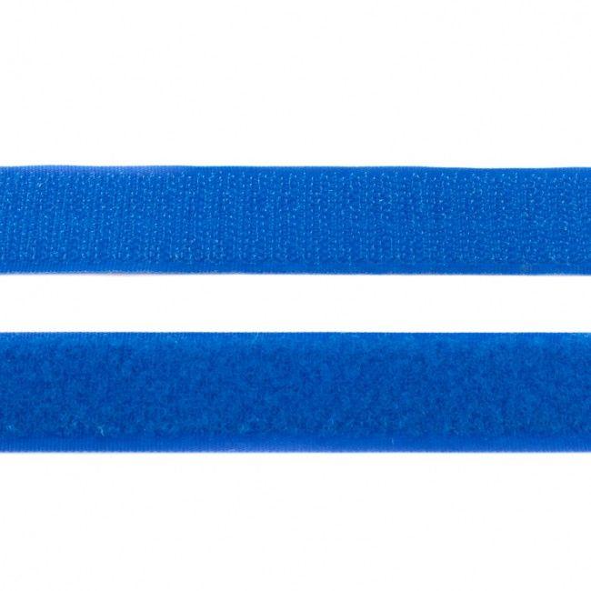 25mm Velcro Sew In Cobalt Blue