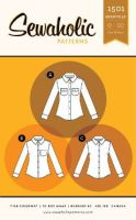 Sewaholic Sewing Pattern 1501 Granville Shirt