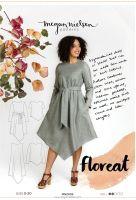 Megan Nielsen Floreat Dress & Top Sewing Pattern