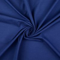 Cotton Jersey Fabric Navy