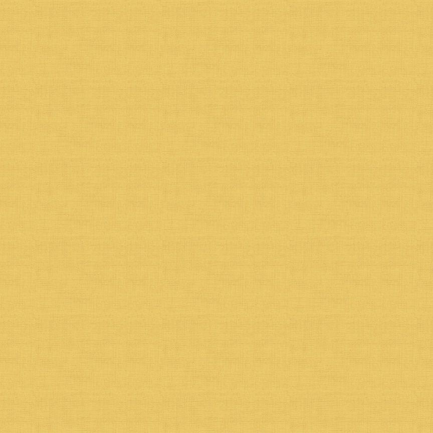 Makower Linen Texture Cotton Fabric Wheat