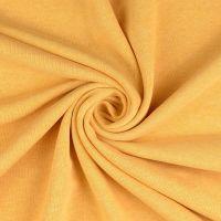 Sweatshirt Melange Fabric Ochre