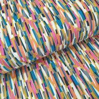 Dashwood Studio Corduroy Fabric Kaleidoscope 1814