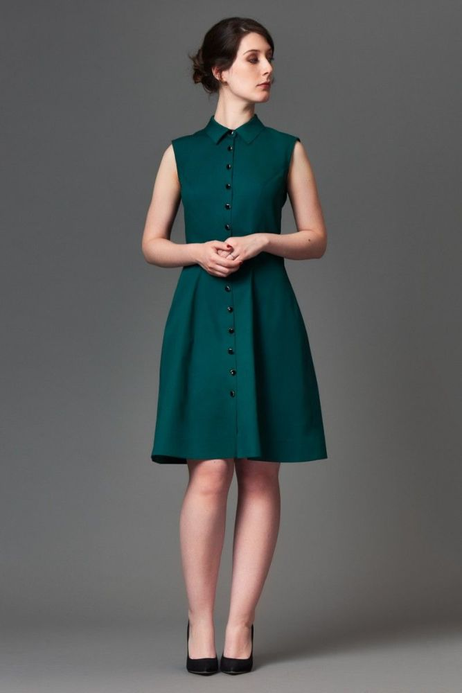 Deer and Doe Bleuet Dress Sewing Pattern