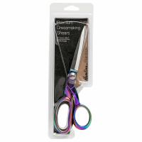 Hemline Dressmaking Shears 21 cm Rainbow
