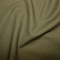 Rose & Hubble Cotton Fabric Moss