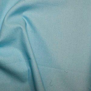 Rose & Hubble Cotton Fabric Sky