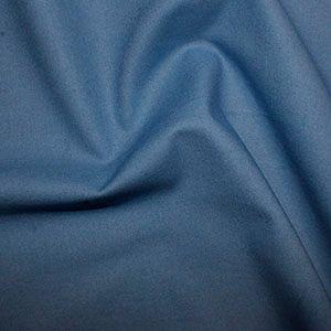Rose & Hubble Cotton Fabric Cadet Blue