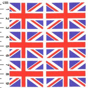 Cotton Poplin Union Jack