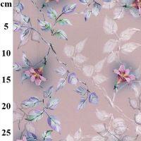 Cotton Lawn Florals Lavender