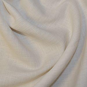 Linen Fabric Ivory