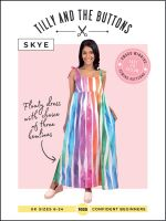 Tilly And The Buttons Sewing Patterns Skye Dress