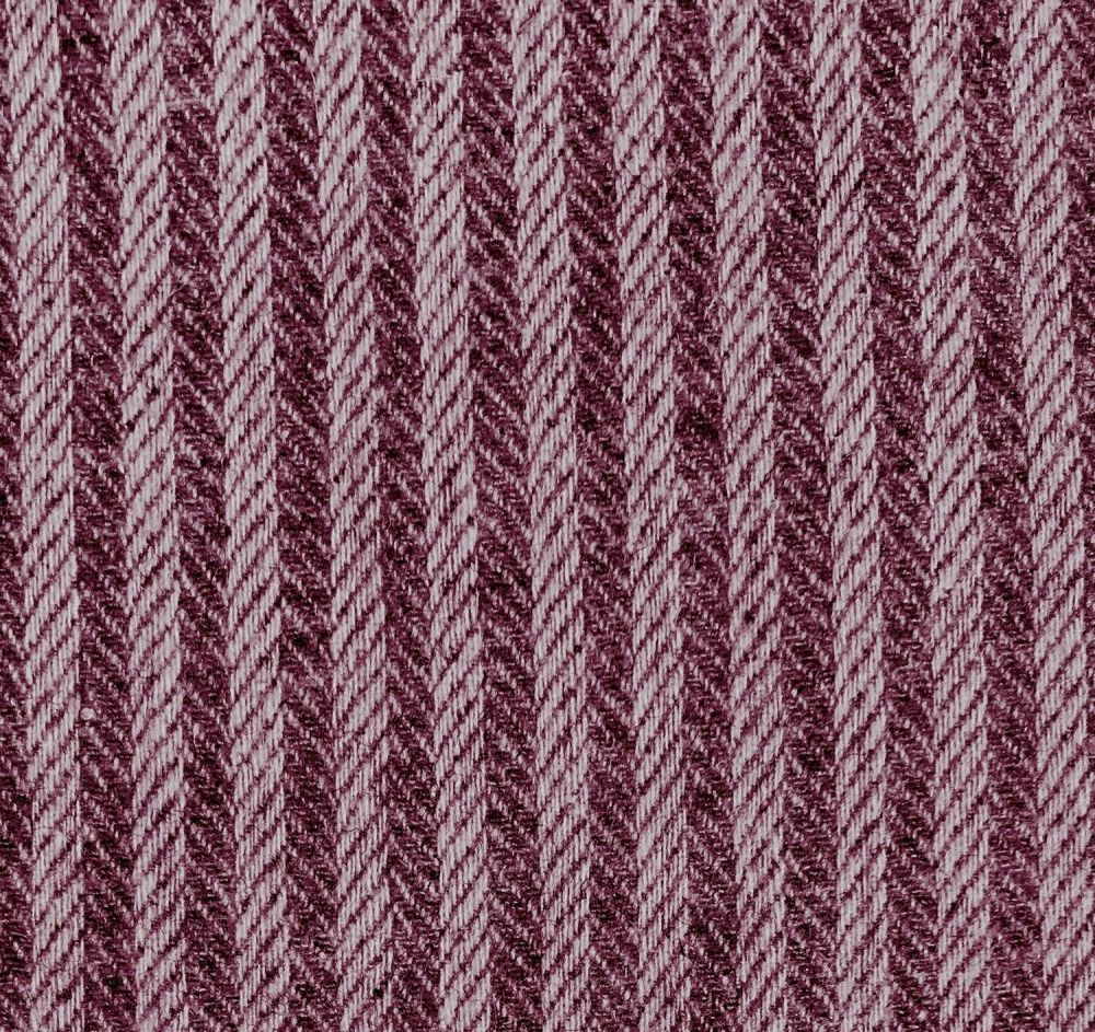 Tweed Wool Mix Herringbone Purple Lilac