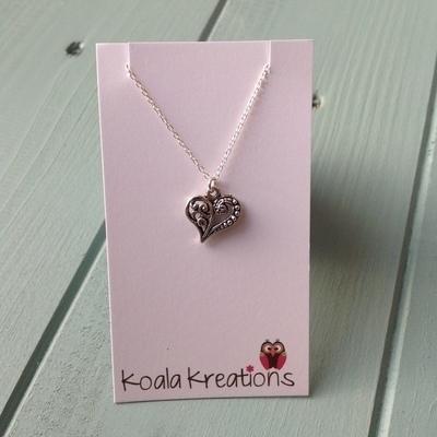 A little love necklace