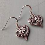 A little love earrings