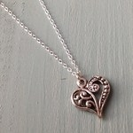 A little love necklace