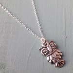 Hoot... Owl necklace