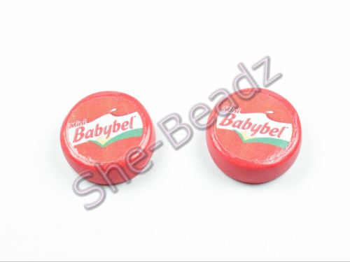 Fimo Mini Babybell Pendants Pk