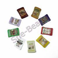 Fimo Various HARIBO Sweet Packet Charm Pendants Large Pk 2, YOU CHOOSE