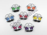 Fimo VW Camper Charms Large Pk 5