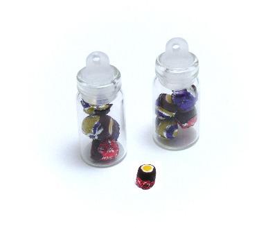 Miniature jar of Cream Eggs Pk 2 Jars
