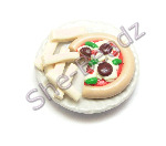Pizza & Chips on a Plate Pk 1