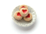 Jammie Dodgers on a Plate Pk 1