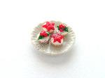 Christmas Cupcakes on a Plate Pk 1