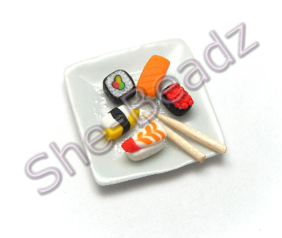 Mixed Sushi on a Plate Pk 1