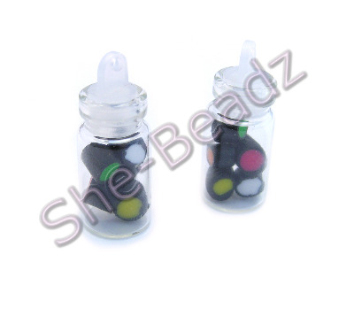 Miniature Liquorice Creams in a Jar Pk 2 Jars