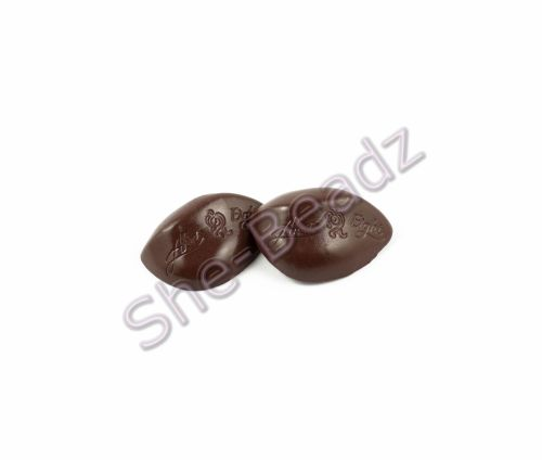 Fimo After Eight Chocolate Charm Pendants Pk 5