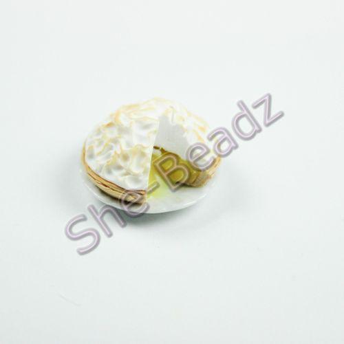 Minature Lemon Meringue Pie on a Plate Pk 1