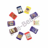 Fimo Various Mini Egg packet Charm Beads Tiny Pk10, YOU CHOOSE