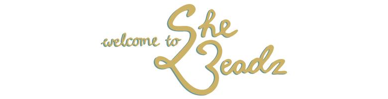 She-Beadz, site logo.