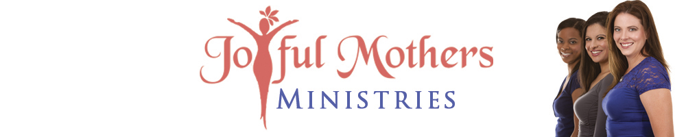 Joyful Mothers Ministry, site logo.