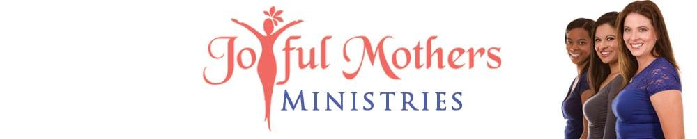 Joyful Mothers Ministry, site logo.