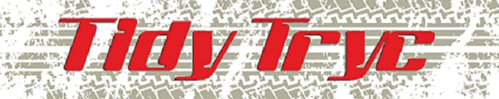 TIDY TRYC online, site logo.