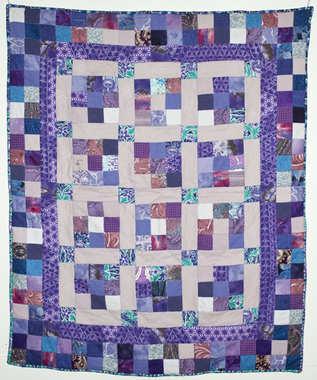 purple nine patch