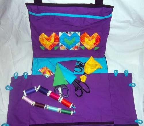 Sewing Bag Tutorial 4
