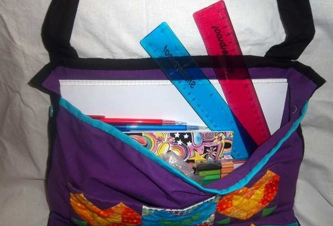 Sewing Bag Tutorial 5