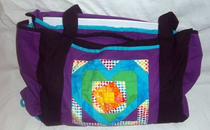 Sewing Bag Tutorial 7
